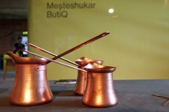 Mesteshukar ButiQ pop-up store la VIENNA DESIGN WEEK 2015