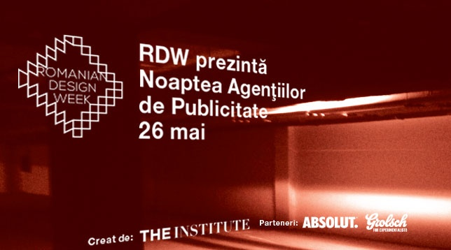 Call for agencies @RDW / Noaptea agențiilor de publicitate
