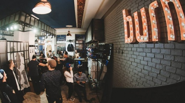 Fashion's Night Out Parties, by BURN&URBN Supply CO.