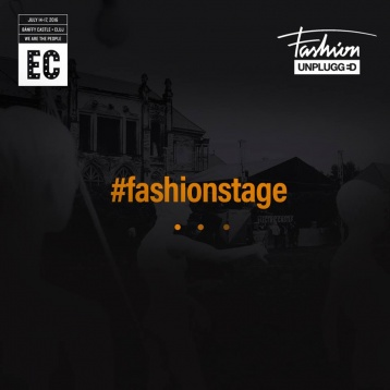 Fashion Unplugged @Electric Castle 2016