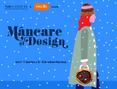 Call for entries: Mâncare și design, ediția de Crăciun