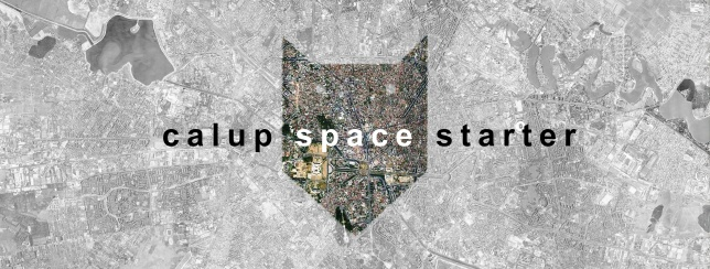 CALUP // CALUP SPACE STARTER - Just use it!