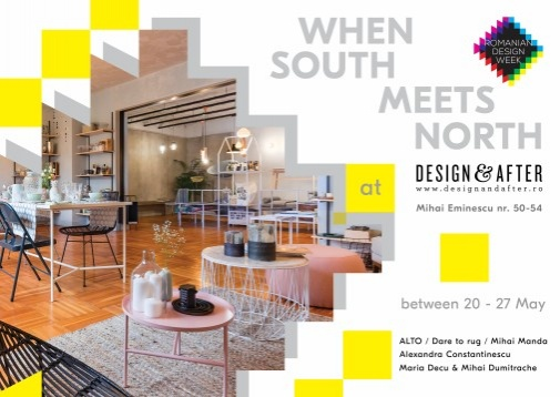 Design&After // When South meets North