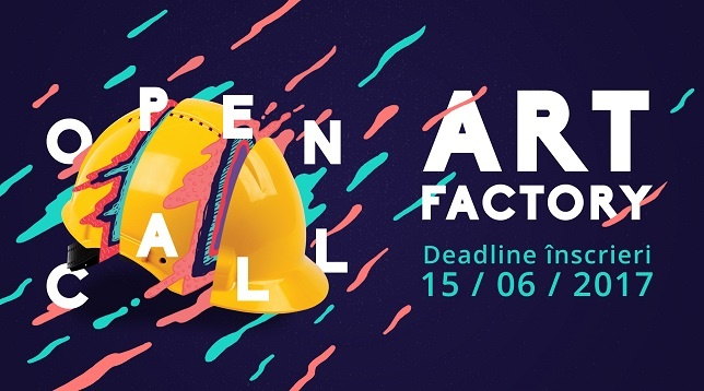 Call for entries @Art Factory 2017