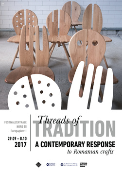 Threads of Tradition @Vienna Design Week