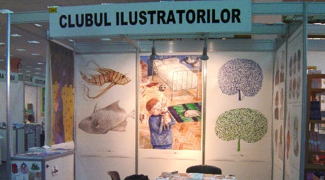 ASOCIATIA CLUBUL ILUSTRATORILOR // THE ILLUSTRATORS CLUB AT MNAC