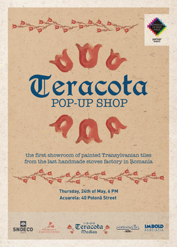 ASOCIAȚIA IMBOLD // TERRACOTTA MEDIAȘ POP-UP SHOP AT ACUARELA