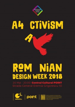 CREIONETICA // A4ACTIVISM EXHIBITION AT POINT CULTURAL HUB