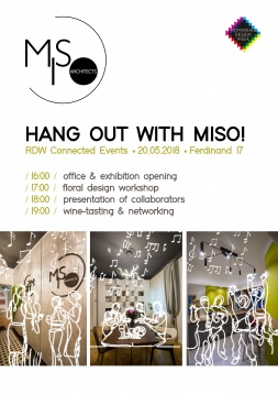 MISO ARCHITECTS // HANG OUT WITH MISO!