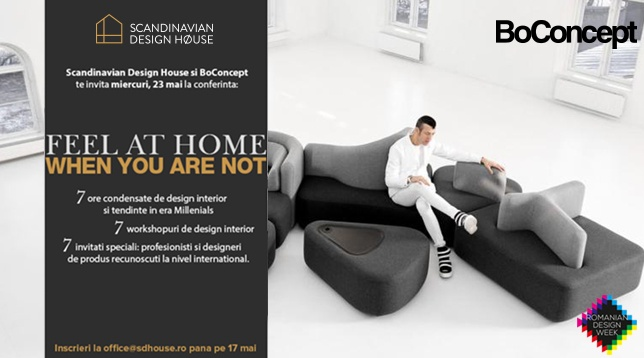 SCANDINAVIAN DESIGN HOUSE // FEEL AT HOME WHEN YOU ARE NOT