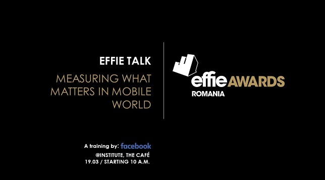 Effie Talk: Measuring what matters in mobile world