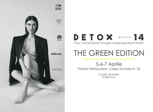 DETOX+MARKET 14 – THE GREEN EDITION