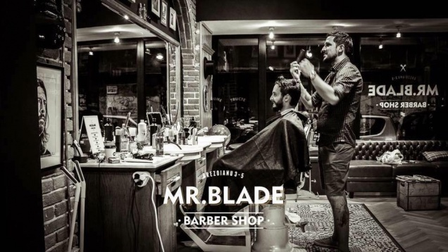 MR. BLADE BARBER SHOP // LAUNCHING YUKA BEARD TREATMENT OIL BY MR. BLADE BARBER SHOP