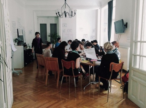 FUNDAȚIA FRIENDS FOR FRIENDS // ATELIER DE CORPORATE CREATIVE WRITING