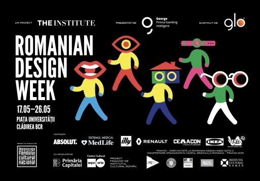 Romanian Design Week 2019 presents over 200 design and architecture projects