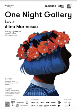 One Night Gallery // Love Alina Marinescu