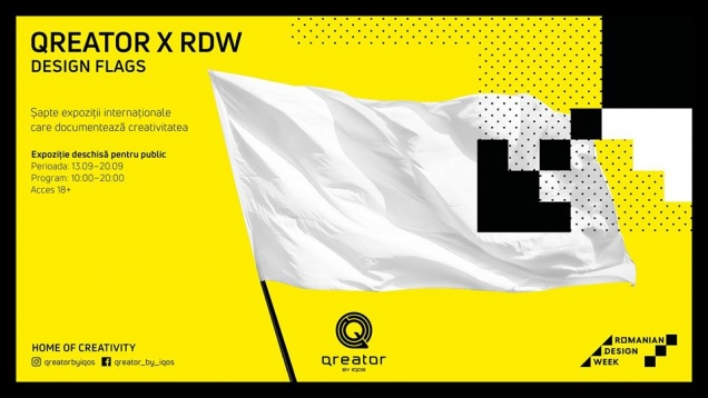 Design Flags | Romanian Design Week