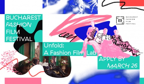 UNFOLD: A Fashion Film Lab