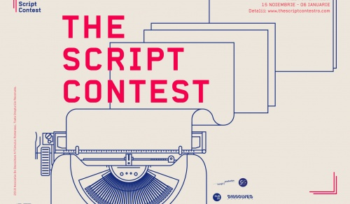 The Script Contest - ediția a III-a