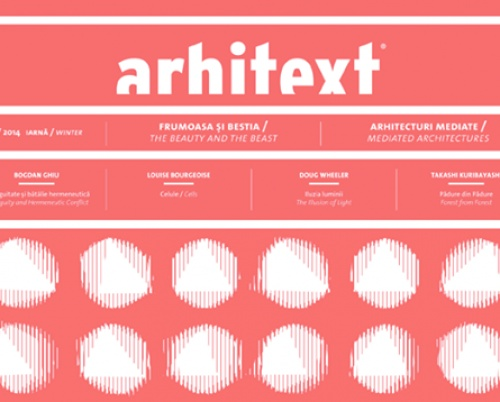 Arhitext // Play on Arhi-textures