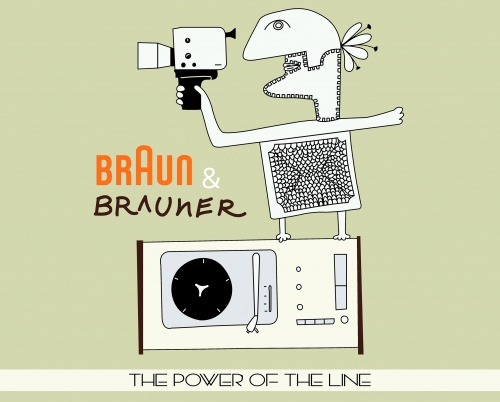 ECLECTICO STUDIO // Braun & Brauner - The Power of the Line
