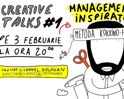 CREATIVE TALKS #1 @ ENERGIEA