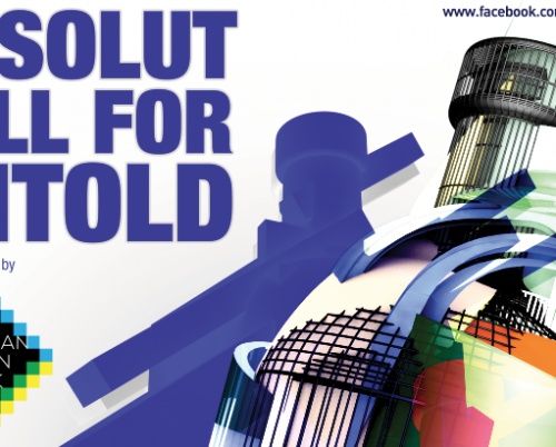 ABSOLUT CALL FOR UNTOLD