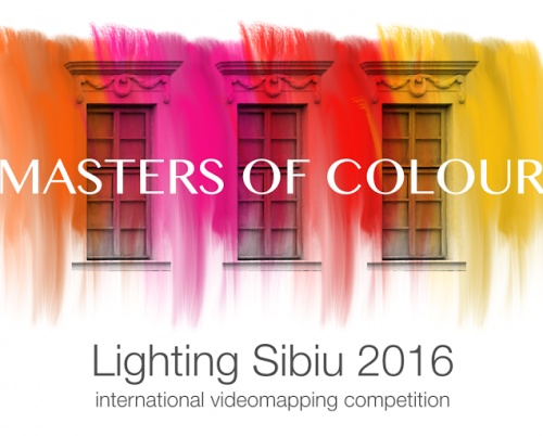 Call for projects @Lighting Sibiu 2016