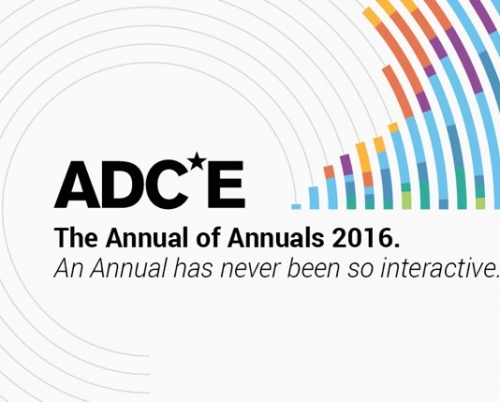 Annual of Annuals by ADC Europe