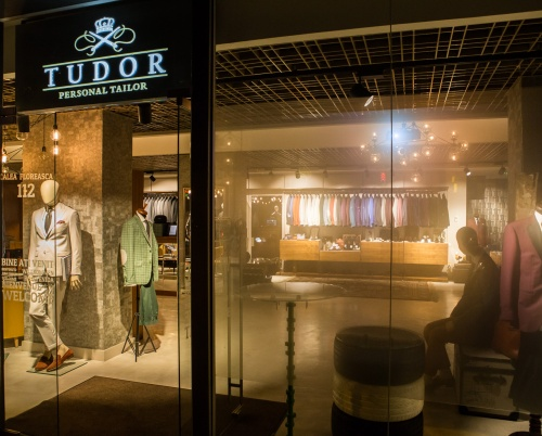 Tudor Personal Tailor  // Be Timeless