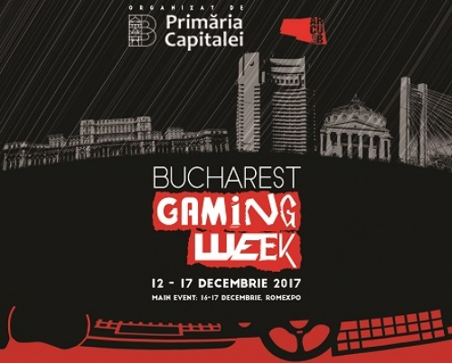 UPDATE - Perioadă Bucharest Gaming Week