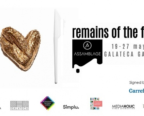 ASSAMBLAGE // REMAINS OF THE FEAST - CONTEMPORARY JEWELRY AND MIXED-MEDIA INSTALLATION