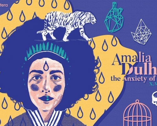 Amalia Dulhan, The Anxiety of Being, seria de rezidențe Art Factory @Artera