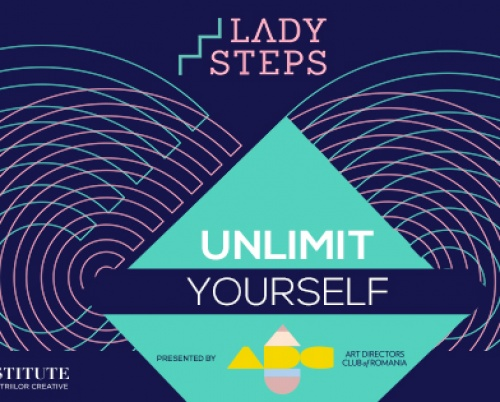 Lady Steps – Unlimit Yourself