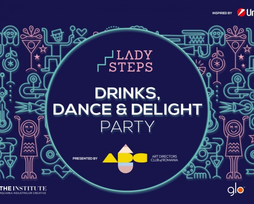 Lady Steps - Drinks, Dance & Delight Party