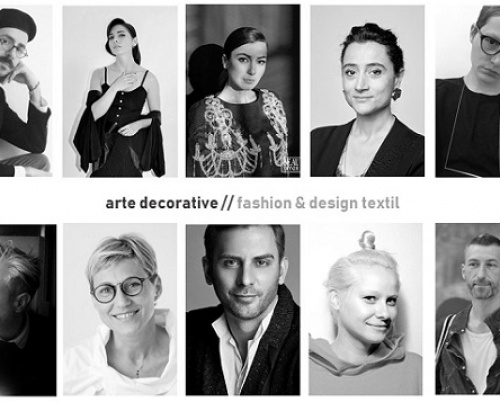 BOARD-UL CREATIV DIPLOMA 2018 // Arte Decorative - Fashion & Textile