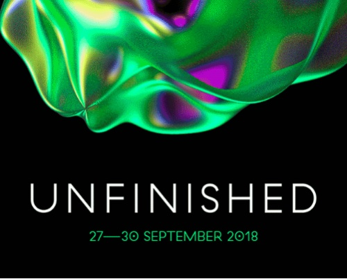 UNFINISHED | 27 — 30 Septembrie 2018