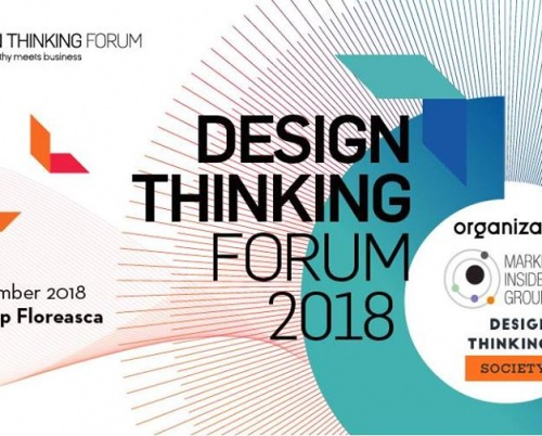 JOIN THE INNOVATOR'S TRIBE LA DESIGN THINKING FORUM 2018!