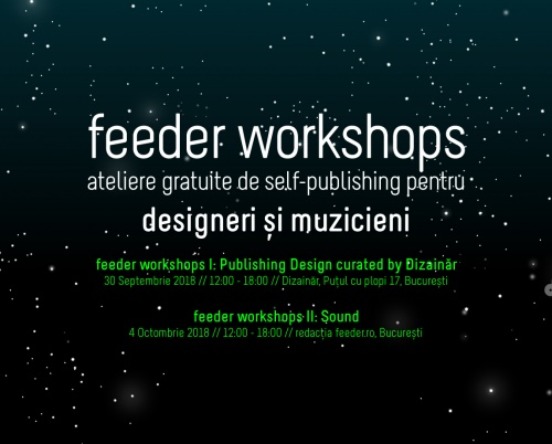 OPEN CALL feeder workshops