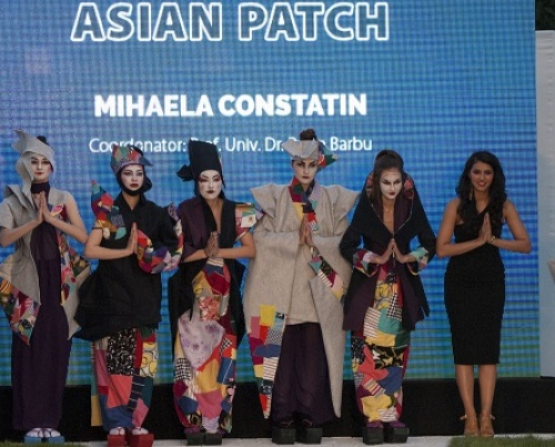 MIHAELA CONSTANTIN // ASIAN PATCH