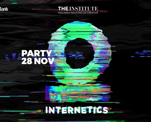 Internetics afterparty by nicecream.fm
