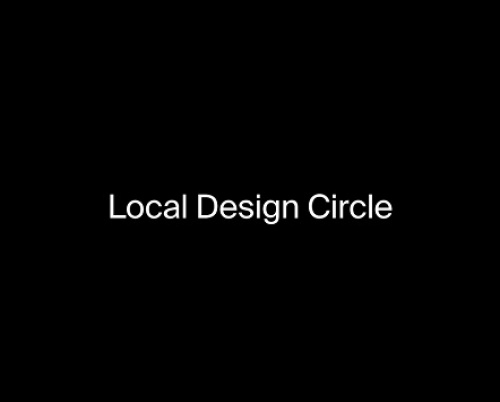 LOCAL DESIGN CIRCLE // LOCAL DESIGN CIRCLE SHOWROOM