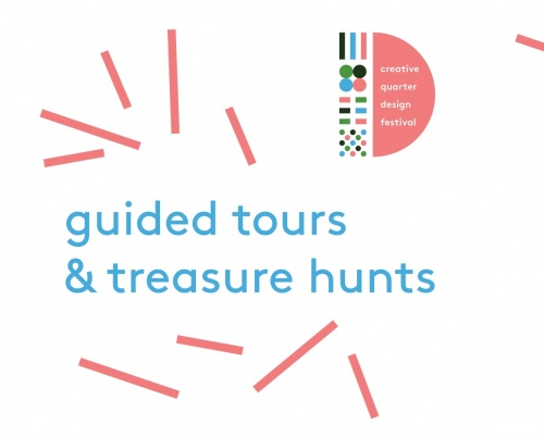 Guided Tours & Treasure Hunt // Creative Quarter Design Festival