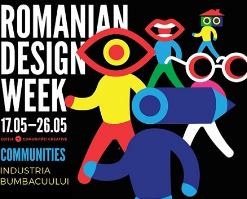 RDW COMMUNITIES // INDUSTRIA BUMBACULUI - BUCHAREST CREATIVE CLUSTER