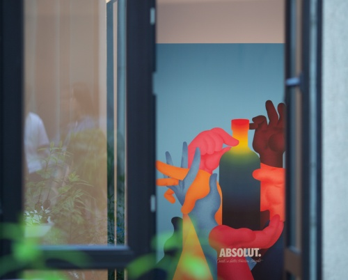 ABSOLUT GLOBAL CREATIVE COMPETITION la RDW