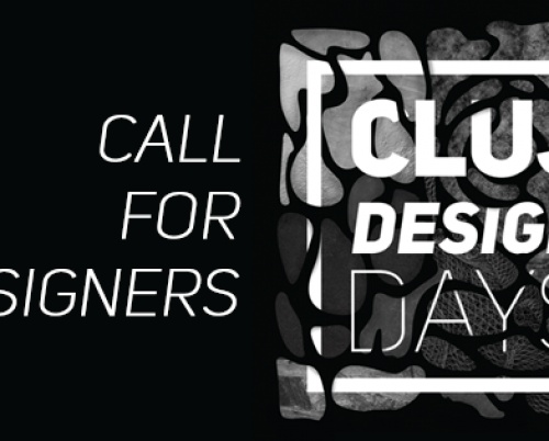 Cluj Design Days - Call for designers