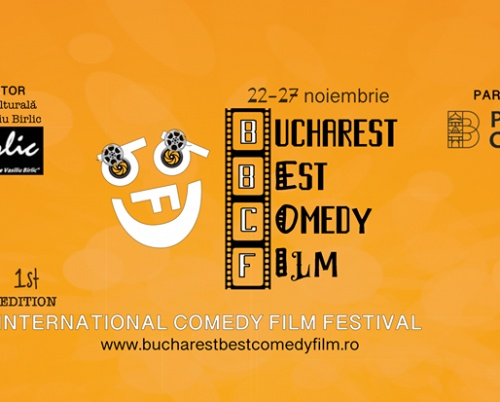 Festivalul Bucharest Best Comedy Film | 22 - 27 noiembrie 2019
