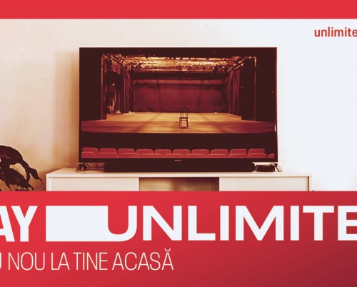 Play Unlimited: teatru nou la tine-acasă pe platforma de streaming a TIFF