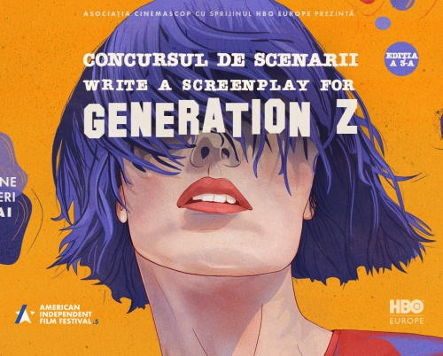 Write a Screenplay For GENERATION Z!