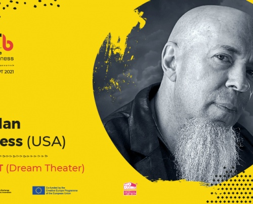 Jordan Rudess la Mastering the Music Business 2021